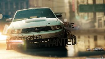 Design need for speed most wanted 2 Wallpaper