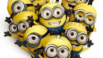 Despicable me minions Wallpaper