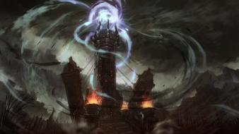Fortress guillotine lineage 2 tauti goddess of destruction wallpaper