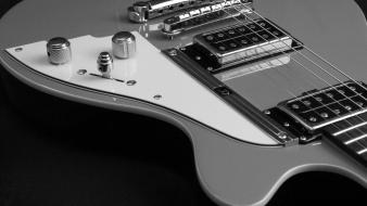 Grayscale guitars chrome electric duesenberg starplayer special wallpaper