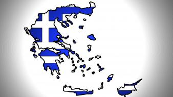 Greece cyprus greek flag and wallpaper