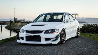 Jdm japanese domestic market front angle view wallpaper