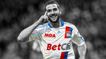 Ligue 1 olympique lyonnais ol lisandro lópez wallpaper