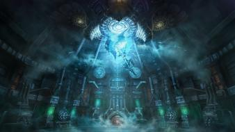 Lineage 2 temple tauti goddess of destruction wallpaper