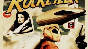 Movie posters rocketeer the wallpaper