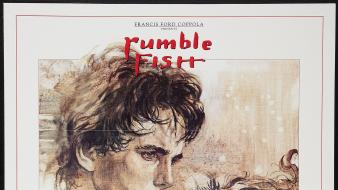 Posters rumble fish wallpaper