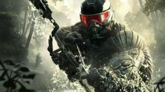 Soldiers video crysis 3 game b.o.w. wallpaper