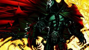 Spawn image comics wallpaper