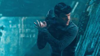 Star trek movie stills into darkness wallpaper