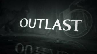Survival horror game outlast wallpaper