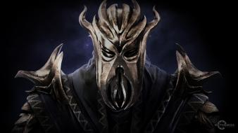 The elder scrolls v: skyrim dragonborn teaser dlc wallpaper