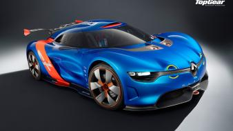 Top gear renault alpine wallpaper
