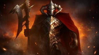 Video games fantasy art armor artwork warriors dominator wallpaper