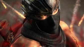 Video games ninja gaiden artwork ryu hayabusa Wallpaper