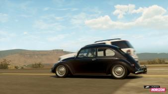 Video games xbox 360 volkswagen beetle forza horizon wallpaper