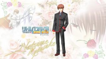 Visual novels male little busters! natsume kyosuke wallpaper