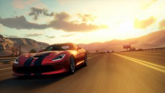 Xbox 360 dodge viper srt-10 forza horizon wallpaper