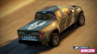 360 ford f150 svt raptor forza horizon wallpaper