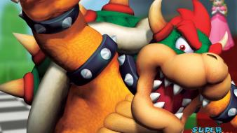 Bowser super mario 64 ds Wallpaper