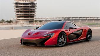 Cars bahrain mclaren p1 wallpaper