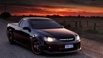 Cars chevrolet australia ute outback holden commodore automobile wallpaper