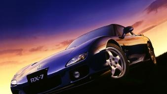 Cars mazda vehicles rx-7 rx7 wallpaper
