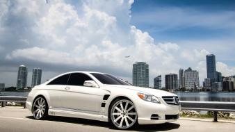 Cars mercedes cl 63 wallpaper