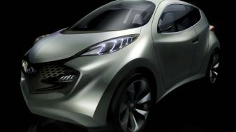 Cars metro concept art vehicles hyundai Wallpaper