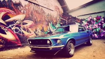 Cars muscle auto 1969 mach 1 wallpaper