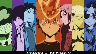 Chrome sasagawa ryohei vongola dying will flames wallpaper