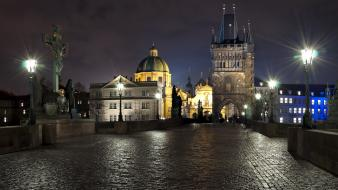 Cityscapes prague wallpaper