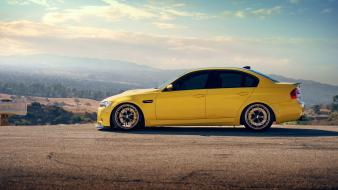Clouds parking tuning bmw m3 e92 skies Wallpaper