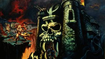 Comics he-man masters of the universe Wallpaper