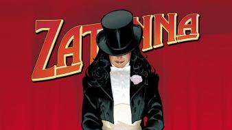 Dc comics zatanna adam hughes comic art wallpaper