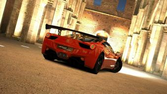 Ferrari 458 italia gran turismo 5 ps3 Wallpaper