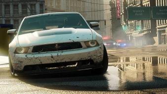 Ford mustang need for speed most wanted wallpaper