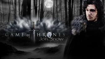 Game of thrones tv series jon snow wallpaper