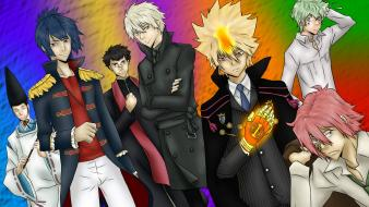 Guardians giotto vongola dying will flames primo Wallpaper