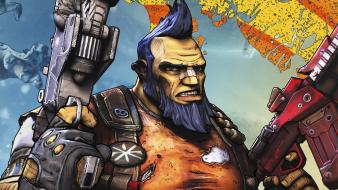 Guns borderlands 2 gunzerker salvador wallpaper