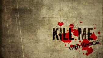 Love geek kill inspiration wallpaper