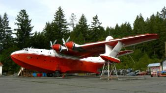 Mars firefighter martin aerial tanker water bomber wallpaper