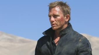 Men james bond actors daniel craig agent wallpaper