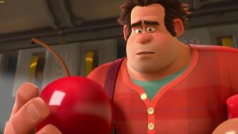 Movies film wreck it ralph wallpaper