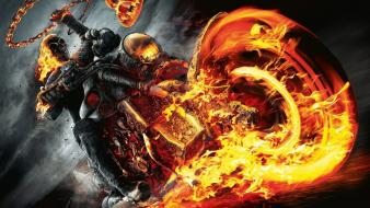 Movies ghost rider film wallpaper