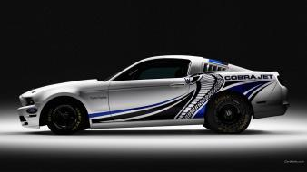 Mustang shelby twin turbo tuned cobra jet wallpaper