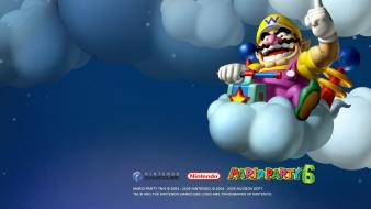 Nintendo wall wario gamecube mario party wallpaper