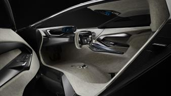 Peugeot concept art widescreen onyx wallpaper
