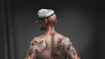 Tattoos popeye wallpaper