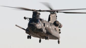Us army 160th soar mh-47 chinook wallpaper