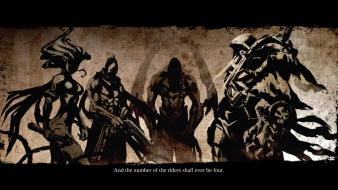 Video games darksiders darksiders2 wallpaper